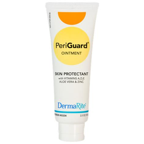 Dermarite Periguard Skin Protectant Ointment,3.5oz,Tube,24/Pack,204