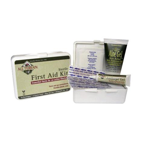 All Terrain First Aid Kit,First Aid Kit,Each,ECW1646009