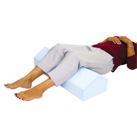 "Essential Medical Elevating Knee Rest,17""L x 10""W x 7""H,Each,N6402"