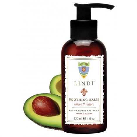 Lindi Skin Soothing Balm For Hands And Feet,4fl oz (120ml) Pump Bottle,Each,01SBR04