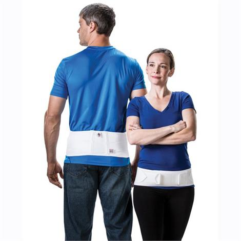 "Core CorFit Sacroiliac Back Support Belt,2X-Large,Fits Hips: 48"" to 52"",Each,SIB-60006"
