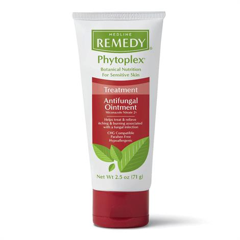 Medline Remedy Phytoplex Ointment,2.5oz (71ml),Flip Top Squeeze Tube,12/Case,MSC092625