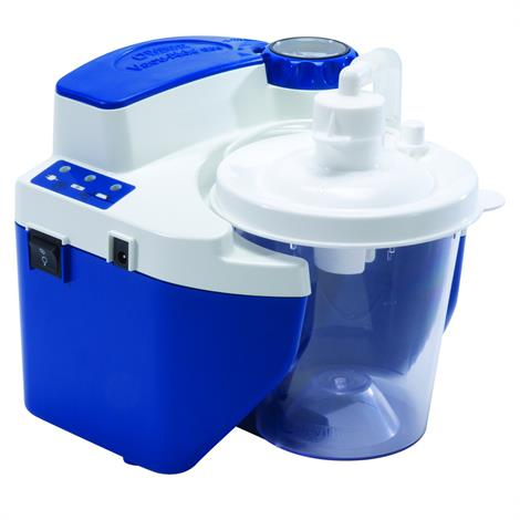 Devilbiss Vacu Aide Quiet Suction Unit,Suction Unit with External Filter and Battery,Each,7314P-D-EXF
