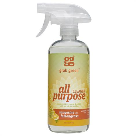 Grab Green Tangerine With Lemongrass All Purpose Surface Cleaner,Surface cleaner 16 FL. OZ.,Each,224766
