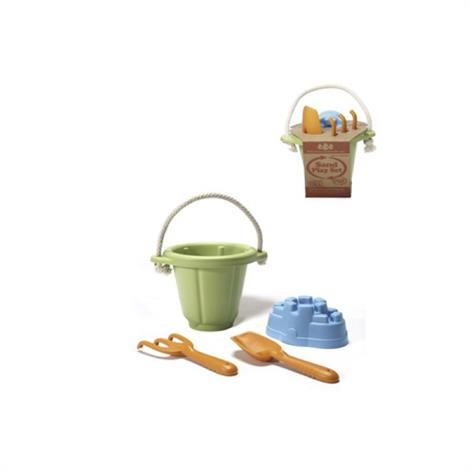 Image of Green Toys Sand Play Set,Green,1ct,Each,ECW1203595