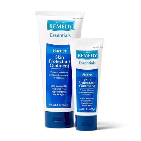 Medline Remedy Essentials Barrier Ointment,2 oz,12/Pack,MSC092B02
