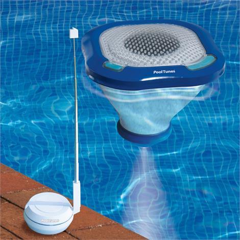 Swimline Pool Tunes Floating Speaker Light,Floating Speaker Light,Each,13001