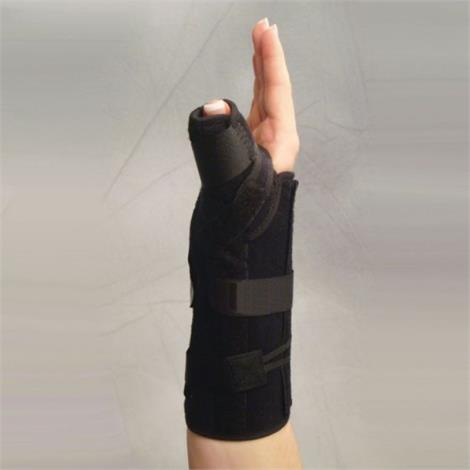 "Image of Sammons Preston Universal Wrist AndThumb Support,Right 7"",Each,81536416"