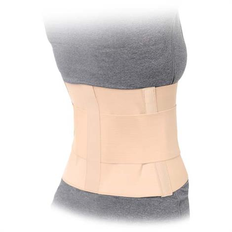 """Advanced Orthopaedics Lumbar Sacral Support With Insert Pocket,2X-Large,Waist Size: 42""""-46"""",Each,509-P"""