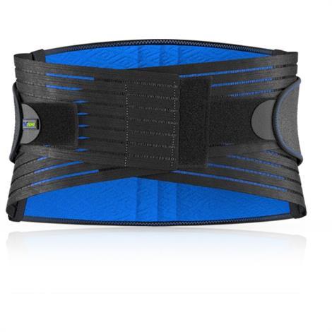 Actimove Adjustable Sports Compression Back Support,Large,Black,Each,7554122