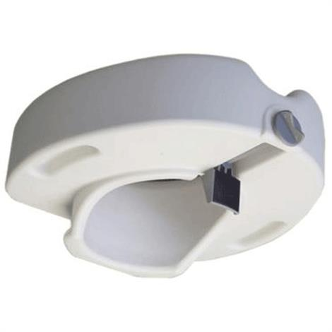 Graham-Field Lumex Locking Raised Toilet Seat,Lumex Locking Raised Toilet Seat,3/Case,6486A
