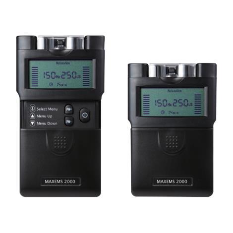 Bio Protech MAXEMS 2000 Dual Channel Digital EMS Unit,EMS Unit,Each,MAXEMS 2000