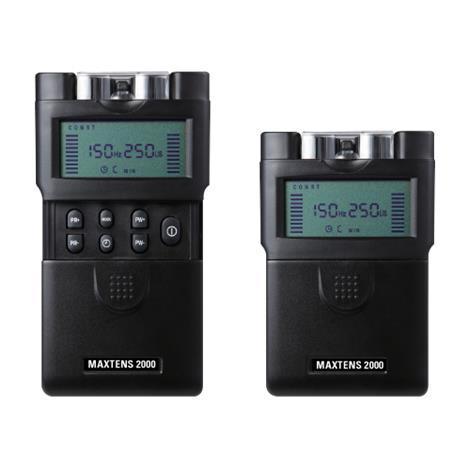 Bio Protech MAXTENS 2000 Digital Dual Channel TENS Unit,MAXTENS 2000 TENS Unit,Each,MAXTENS2000