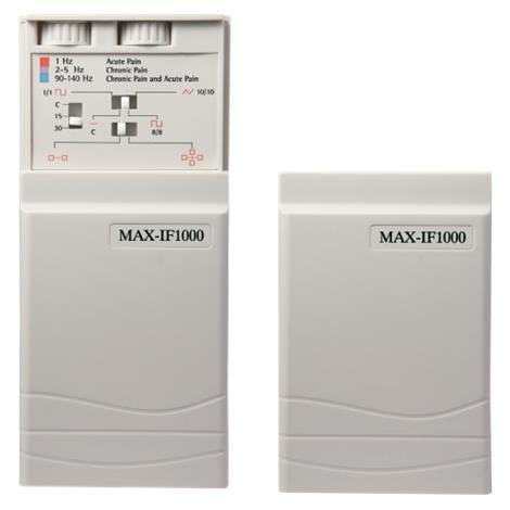 Bio Protech MAX-IF 1000 Analog Interferential Stimulator Unit,Max-IF Unit 1000,Each,MAXIF 1000