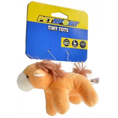 port Tiny Tots Barn Buddies Dog Toy - Assorted Styles,1 Count,Each,20450