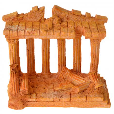 Exotic Environments Terra Cotta Temple Ruins,1 Count,Each,EE-1734