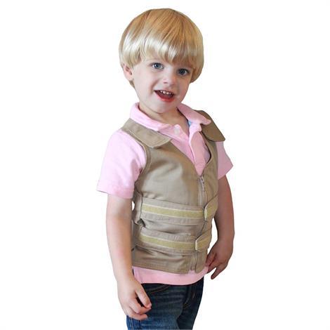 Polar Cool Kids Toddler Cooling Vest,0,Each,PCVZT/C