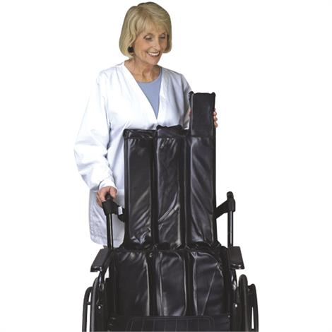 "Skil-Care Reclining Wheelchair Backrest,16""W x 19""H,Each,703111"