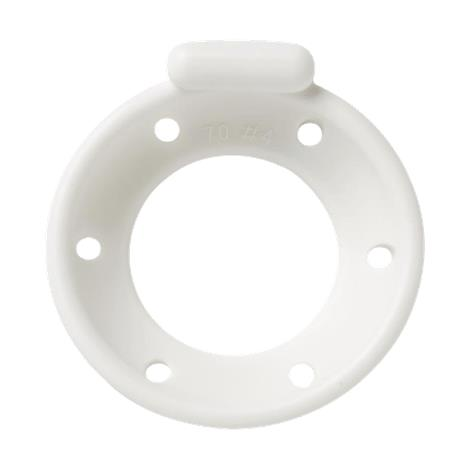 Medline Dish Pessary Without Support,Size 7,3.35 (85mm),Each,MDS6300607