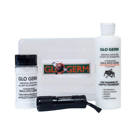 Glo Germ Sanitation Training 1003 Gel Kit,Glo Germ Training Gel Kit,Each,K1G1