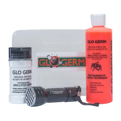 Glo Germ Sanitation Training 1006 Oil Kit,Glo Germ Sanitation Kit,Each,K1O2