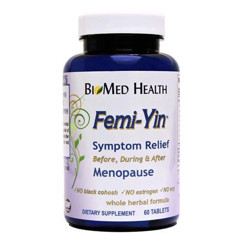 Biomed Health Femi Yin Menopause ,60 Capsules,Each,FY50010