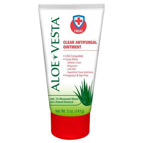 ConvaTec Aloe Vesta Clear Ointment,2oz Tube,12/Case,325102