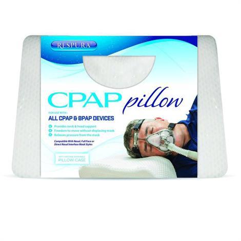 Respura CPAP Pillow,2.3 x 0.3 x 4.9,Each,AG-PILLOW