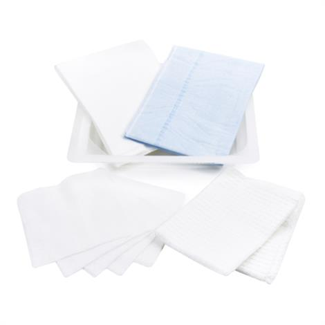 McKesson Select Sterile Laceration Tray,Laceration Tray,20/Pack,220