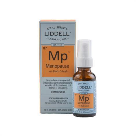 Liddell Menopause Spray,1 oz,Each,#363113060966