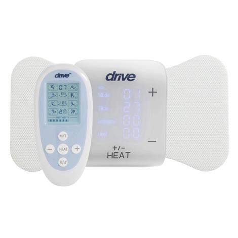 """Drive PainAway Pro with Heat Electrotherapy,2"""" L X 6"""" W X 8"""" H,Each,RTLAGF-1000"""