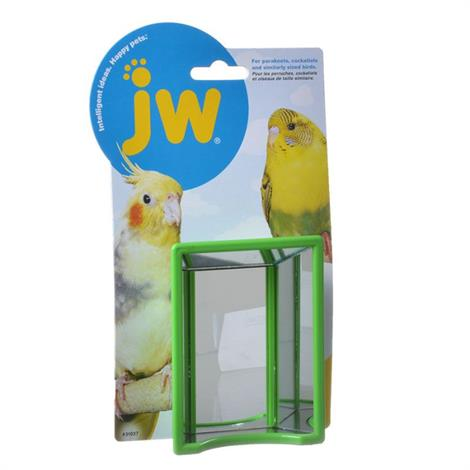 Jw Insight Hall Of Mirrors Bird Toy,Hall Of Mirrors Bird Toy,Each,31037