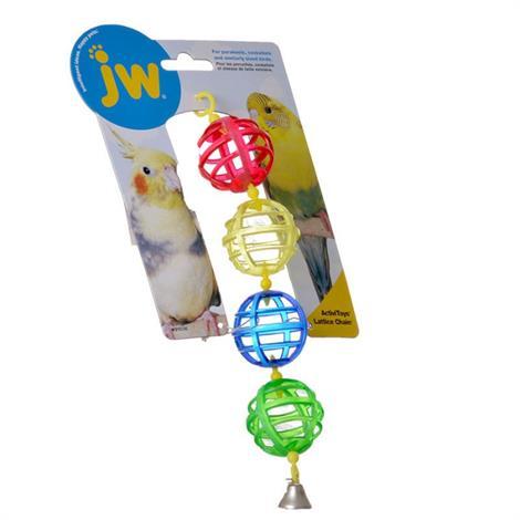 JW Insight Lattice Chain Bird Toy,Lattice Chain Bird Toy,Each,31036