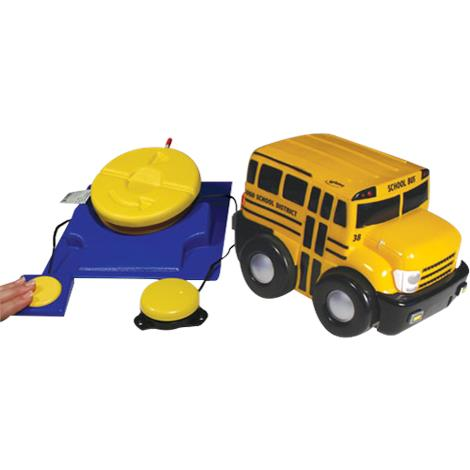Go Go School Bus Remote Control Toy,Go Go School Bus,Each,1004 ENA1004