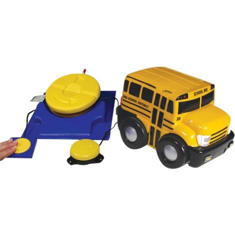 Go Go School Bus Remote Control Toy,Go Go School Bus,Each,1004 ENA1004