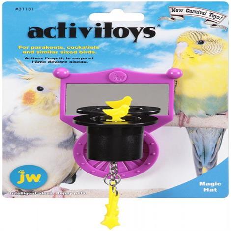 Jw Insight Magic Hat - Bird Toy,Magic Hat Bird Toy,Each,#31131