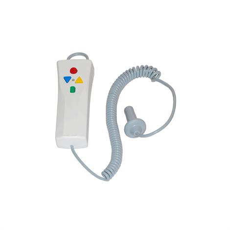 Drive Bellavita Hand Control Including Storage Battery,White,Each,460900600