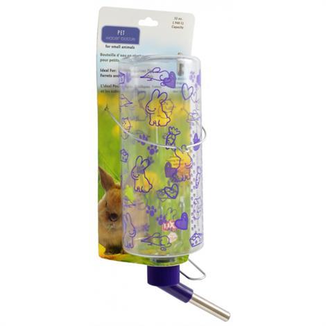 Lixit Water Bottle - Clear,32 oz,Each,30-0332-024