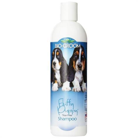 Bio Groom Fluffy Puppy Shampoo,12 oz,Each,26012