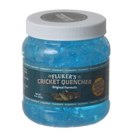 Flukers Cricket Quencher Original Formula,8 oz,Each,71204