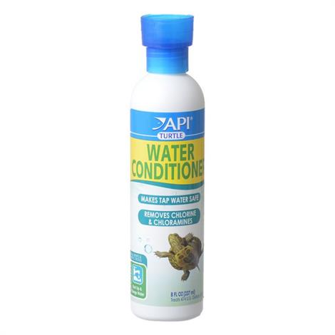 API Turtle Water Conditioner,8 oz,Each,440D