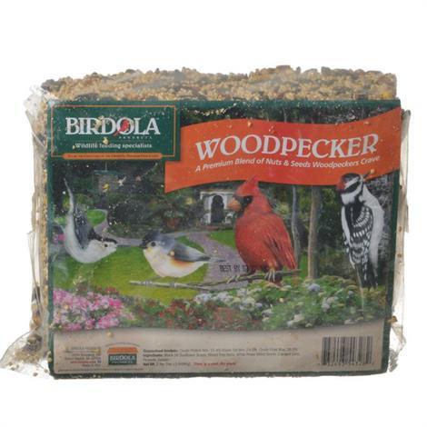 Birdola Woodpecker Seed Cake,Large - 2 lbs 5 oz,Each,54328