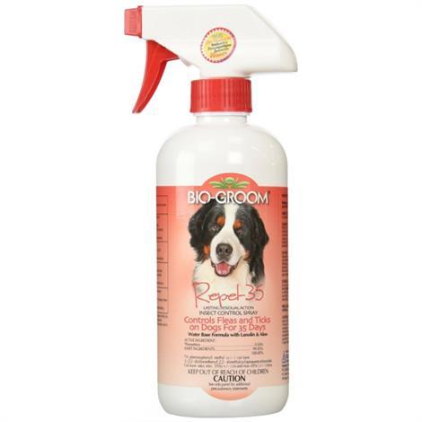 Bio Groom Repel 35 Insect Control Spray,16 oz,Each,8016