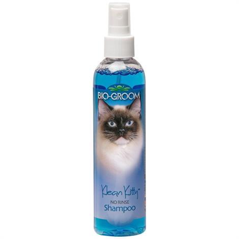 Bio Groom Waterless Klean Kitty Shampoo,8 oz,Each,20418