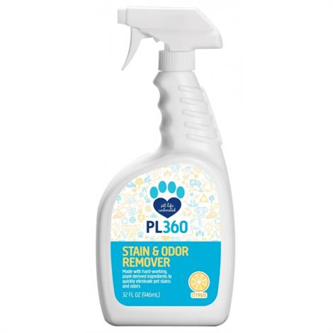 PL360 Stain & Odor Remover,32 oz,Each,11378