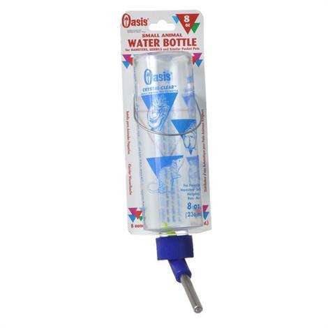 Oasis Crystal Clear Water Bottle,8 oz,Each,80500
