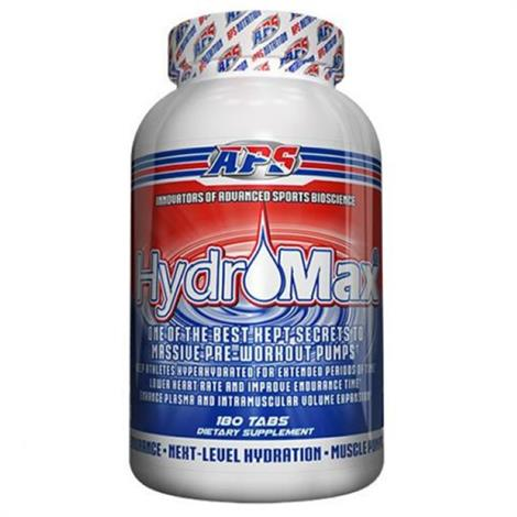 APS HydroMax Dietary ,Dietry ,180t,Each,3290112