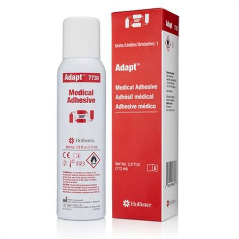 Hollister Adapt Medical Adhesive Spray,3.8 oz (112 ml) Spray Can,4/Pack,7730