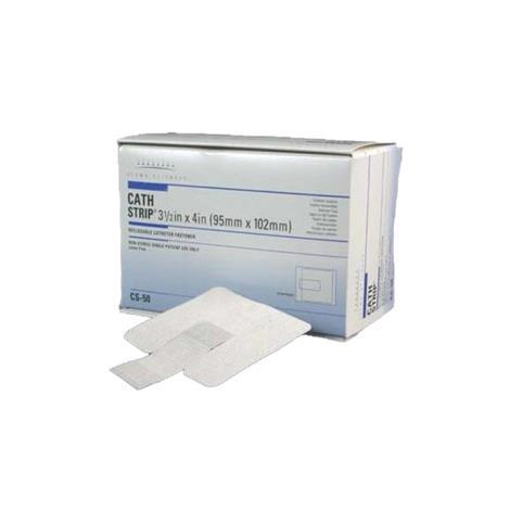 Derma Cath Strip Reclosable Catheter Fastener,Catheter Fastener,50/pack,CS50