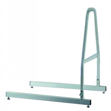 Graham Field Lumex Trapeze Floor Stand,Lumex Trapeze Floor Stand Only,Chrome-plated,Each,2840A